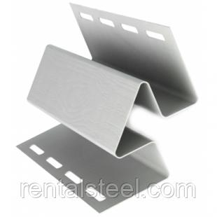 Планка угла внутреннего ТМ FaSiding маковые зерна