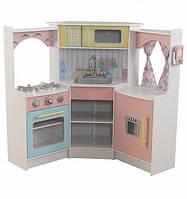 Дитяча кухня кутова Deluxe KidKraft 53368