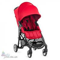 Прогулочная коляска Baby Jogger City Mini Zip Red