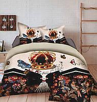 Комплект постельного белья двуспальный,сатин.