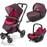 Универсальная коляска Concord Neo Travel Set 3 в 1 Rose Pink