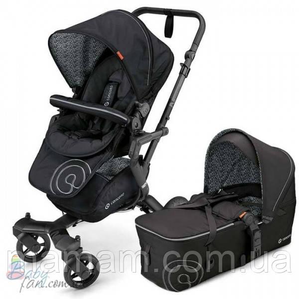 Универсальная коляска Concord Neo Scout 2 в 1  Midnight Black - Интернет-магазин товаров для детей BabyFan.com.ua в Николаевской области