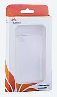 Накладка пластиковая Florence iPhone 4/4S прозрачная