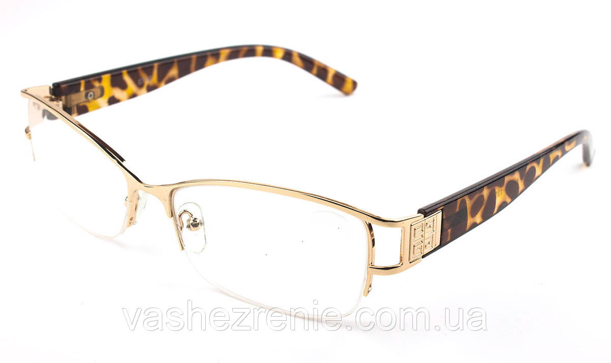 Очки для зрения, с диоптриями +/- Код:2117