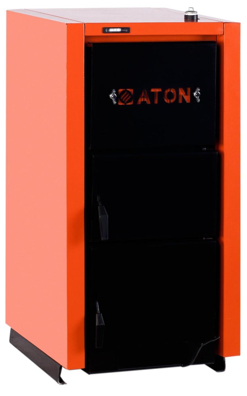 Твердотопливный котел ATON ТТК Multi 20кВт