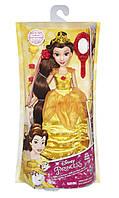 Кукла Hasbro Принцесса Диснея - Белль с длинными волосами и аксессуарами (B5292_B5293)