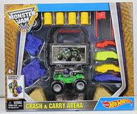 """Игровой набор """"Арена для трюков"""" серии """"Monster Jam"""" Hot Wheels DJK61, фото 1"""