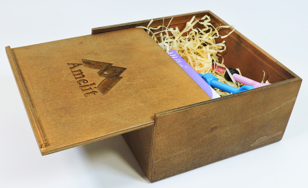 Коробка подарочная, маленькая, 1 шт.