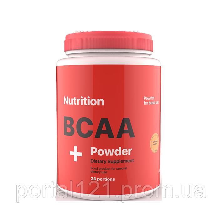 Амінокислоти ВСАА (BCAA Powder) порошок 210 г AB PRO