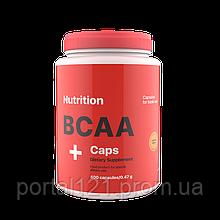 ВСАА Caps (аминокислоты bcaa) в капсулах BCAA CAPS 400 AB PRO ™