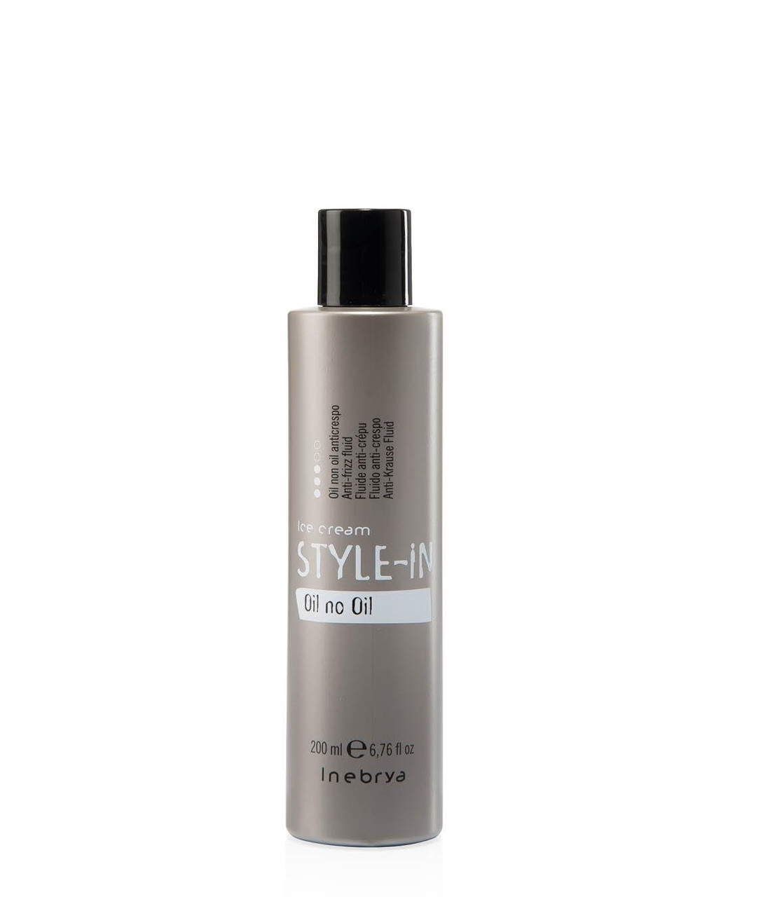 Inebrya Style-In Oil no Oil Разглаживающий флюид  200 мл