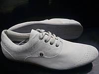 Мужская туфли мокасины кожа
