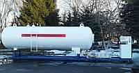 Газовый модуль наземный 5 м3