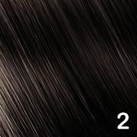 Nouvelle Hair Color Перманентная крем-краска 2-Очень темно-коричневый, 100 мл.