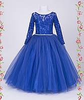 Детское праздничное платье для девочки Фаина