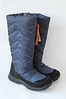 Зимние детские подростковые сапоги-дутики Тигина (Капика) мембрана р.37 взрослым и детям
