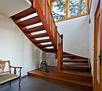 Лестницы из дерева, фото 1