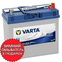 Аккумулятор 6СТ-45 правый + VARTA BLUE dynamic (B32)