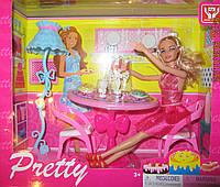 Столовая с куколкой