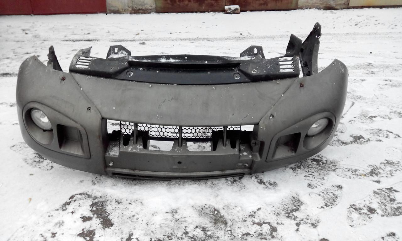 Бампер передний Рено RX4 б/у
