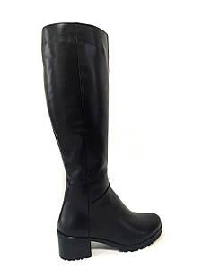 Женские, кожаные зимние сапожки размеры 36-40