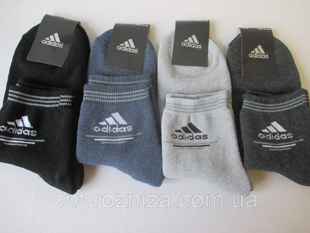 Махровые носки для мужчин.