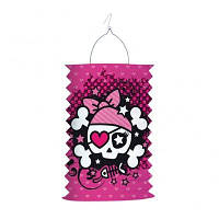 Фонарик бумажный Pink Pirate 1410-3016
