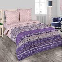 Комплект постельного белья семейный, поплин Скандинавские мотивы