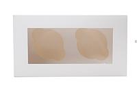 Коробка на 2 капкейка (с окошком), фото 1