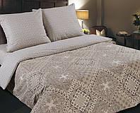 Комплект постельного белья двуспальный, поплин Италия