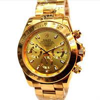 Часы Rolex Daytona gold Механика