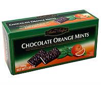 Конфеты Chocolate orange mints (Мятно - апельсиновая начинка) 200 г. Австрия