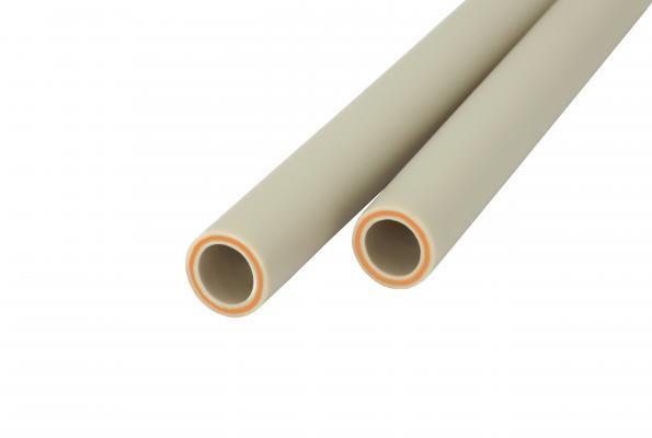 Пластиковая труба для отопления KALDE Fiber PN 20 DN 25