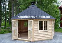 Блок-хаус Голая Пристань ( блокхаус, блок хауз ), фото 1