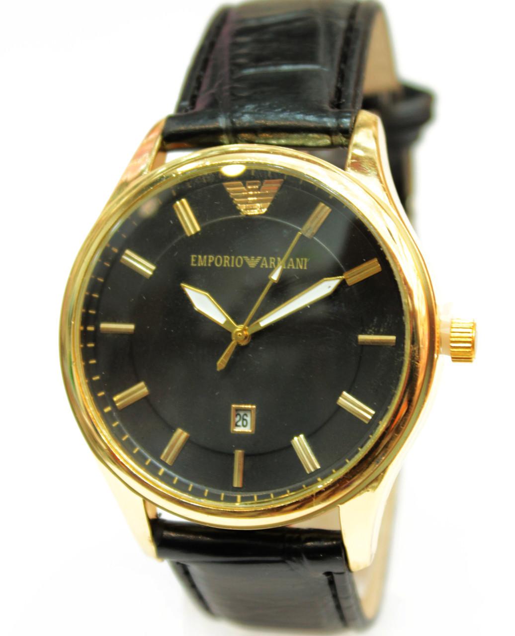 Часы emporio armani мужские купить в украине