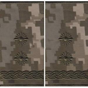 """Погон """"Подполковник"""" муфта, камуфляжный (пиксель) , фото 2"""