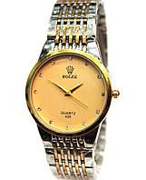 Rolex металлические мужские часы