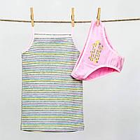Детский набор нижнего белья для девочки р.122