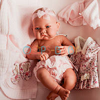 Кукла Антонио Хуан Ника с гардеробом, 42 см