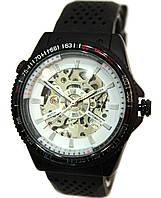 Механические наручные часы с автоподзаводом Winner