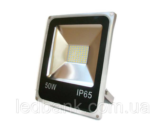 Прожектор светодиодный LED SMD 50W