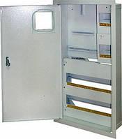 Шкаф распределительный e.mbox.stand.w.f3.36.z под трехфазный счетчик+ 36 мод.встраиваемый с замком