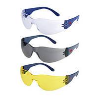Открытые защитные очки 3М 2720, классические, прозрачные