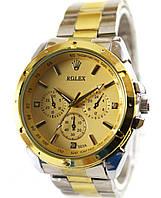 Металлические наручные часы Rolex
