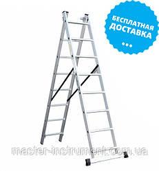 Универсальная лестница FORTE СЕ3х8 (3х8) (5,06 м)
