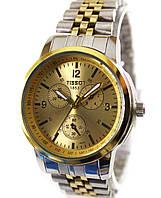 Металлические наручные часы Tissot