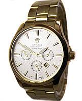Стальные наручные часы Rolex