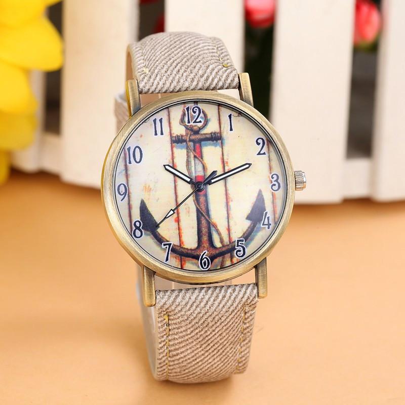 Часы женские Ancora beige (бежевый)