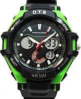 Многофункциональные наручные часы OTS