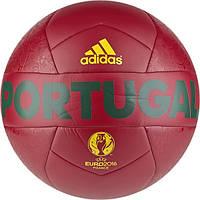 Мяч футбольный Аdidas EURO 2016 OLP Portugal AC5460